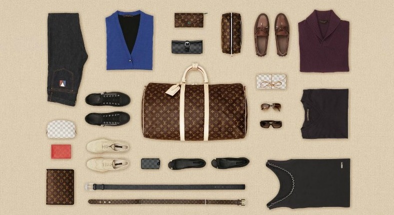 *LV行李箱包裝藝術:Louis Vuitton 路易威登「The Art of Packing 2 」 4