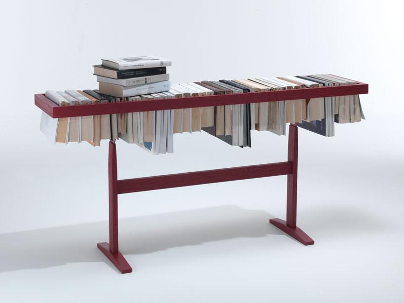 *LEMA 2013:booken 懸掛式書架書桌!  3