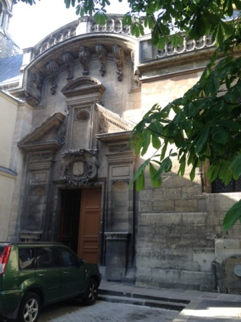 Paris - aus meiner Sicht