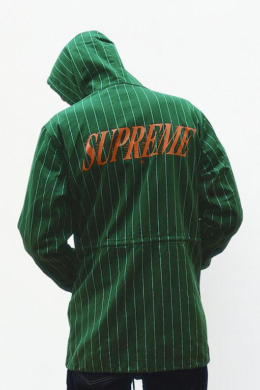 *2013 秋冬潮流趨勢:Supreme讓你擁有極具特色的個人復古混搭風格! 18