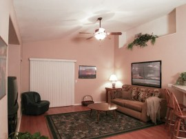 Family room for Chandler Real Estate Investments