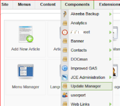 1 update manage upgrading joomla
