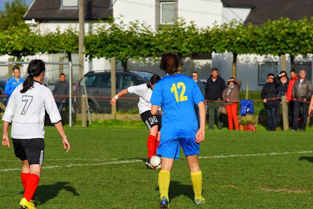 1e doelpunt, Delphine Dejonckheere