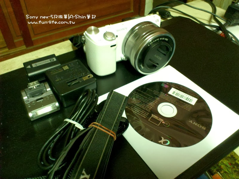 SONY NEX-5R微單原廠配件