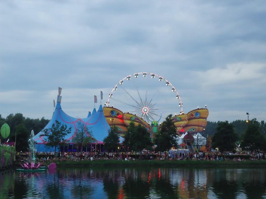 tomorrowland festical 2013