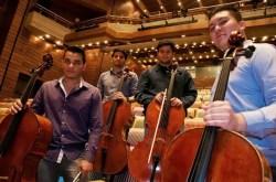 El concierto del Ensamble forma parte de su preparación para la presentación en el Festival de Salzburgo