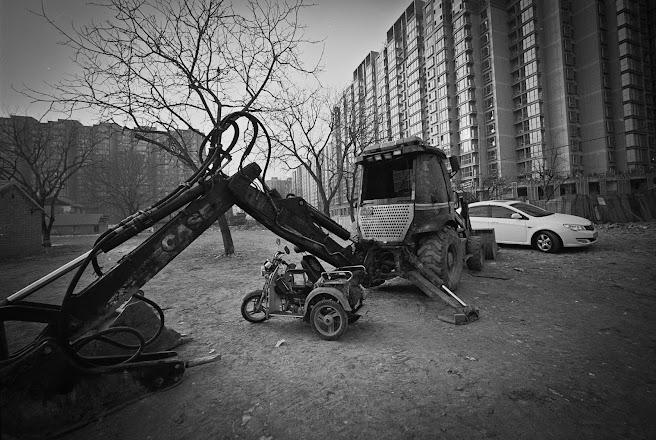 000013 圖輯:拆遷北京