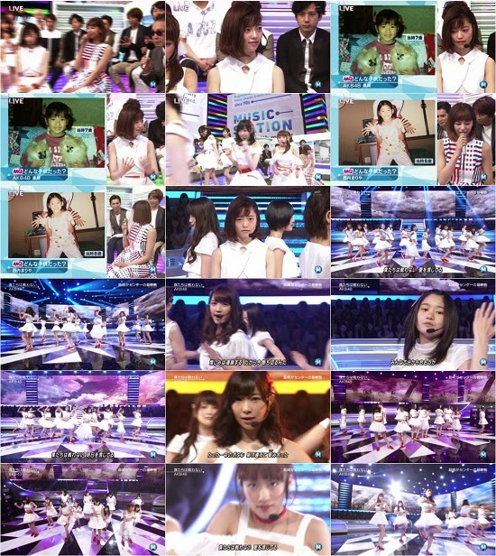 (TV-Music)(1080i) AKB48 Part – Music Station 150515