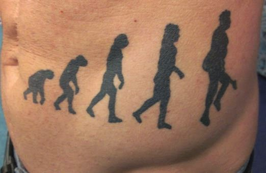 Evolution Tattoos