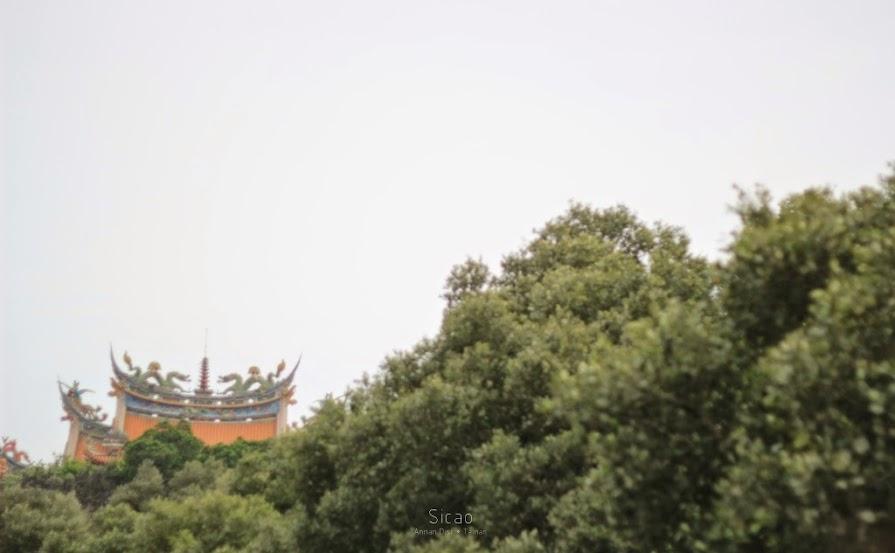 台南安南景點,四草紅樹林綠色隧道-4