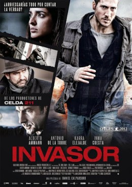 Invasor Dublado Torrent - BDRip DVDRip Bluray DualAudio (2014) Legendado