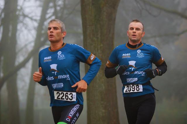 Olivier en Andy, Westlaanrun