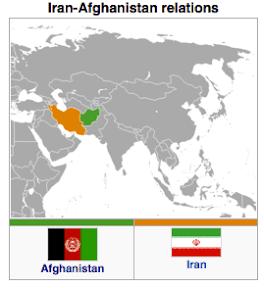 Iran - Afghanistan Relations