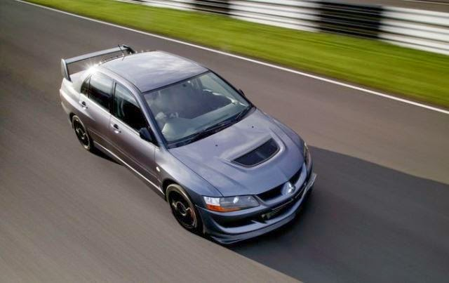 Mitsubishi Lancer Evolution 8 MR