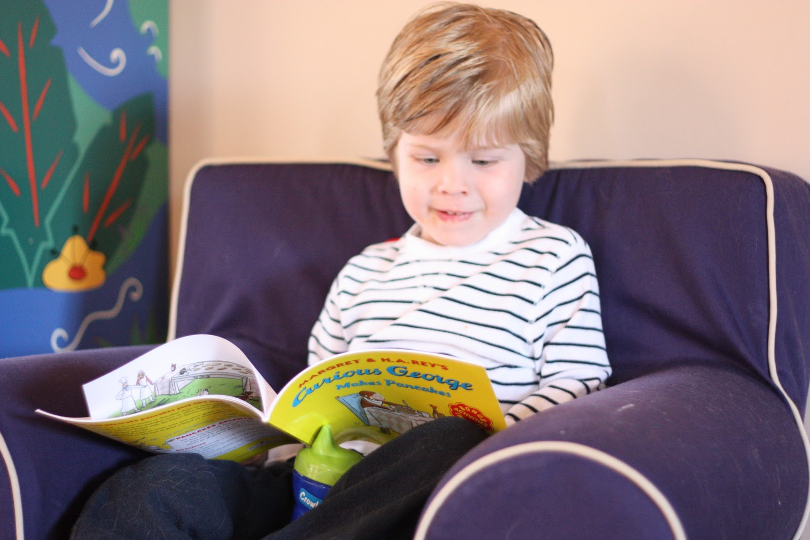 Teaching Your Child To Read Part 1