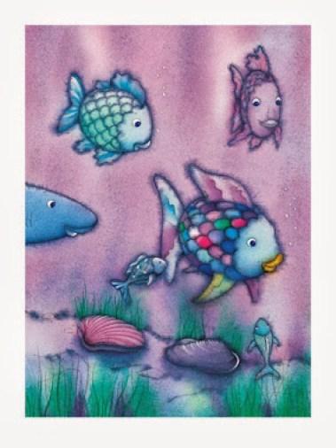 el pez arociris