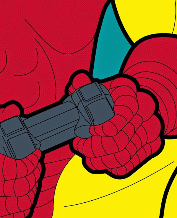 *當超級英雄前他們也是平凡人:超級英雄的秘密生活 4