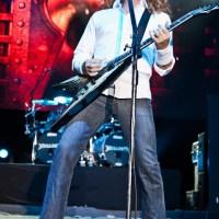 Megadeth & Trooper (Arenele Romane, Bucureşti)