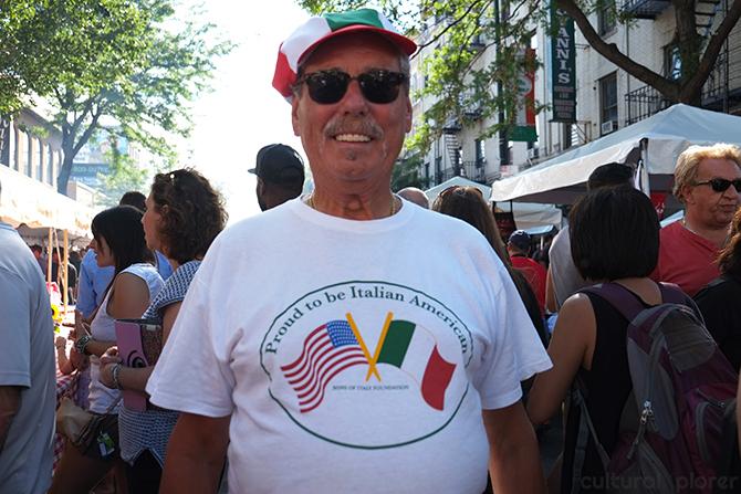 Italian American Ferragosto Arthur Avenue
