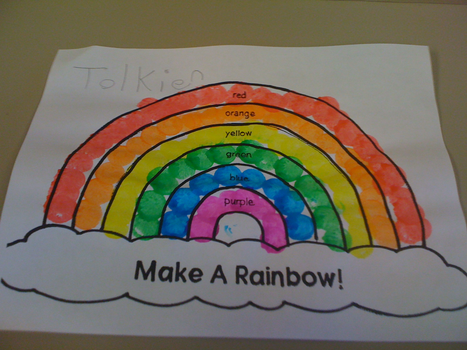 Utterly And Entirely Useless Reason For Rainbows