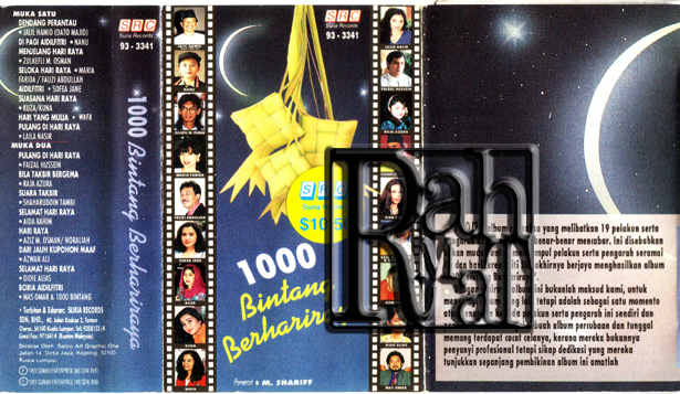 1000 BINTANG BERHARI RAYA