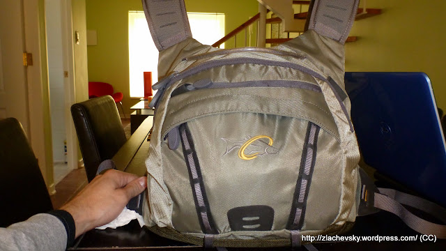William Joseph Confluence chestpack/backpack (6/6)
