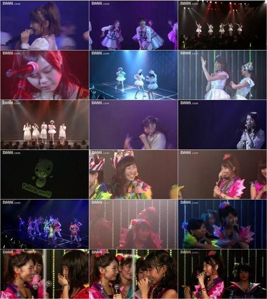 "(LIVE)(公演) NMB48 チームN ""ここにだって天使はいる"" 公演 柏木由紀を送る会 150502 & 150508 & 150512 & 150515 & 150520 & 150524"