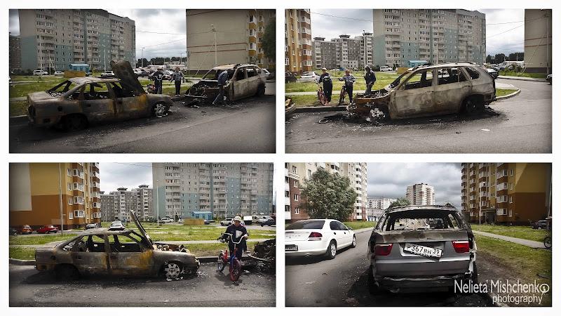 BMW Калининград,BMW Burning in Kaliningrad,Video of burning BMW in Kaliningrad,завод bmw в калининграде