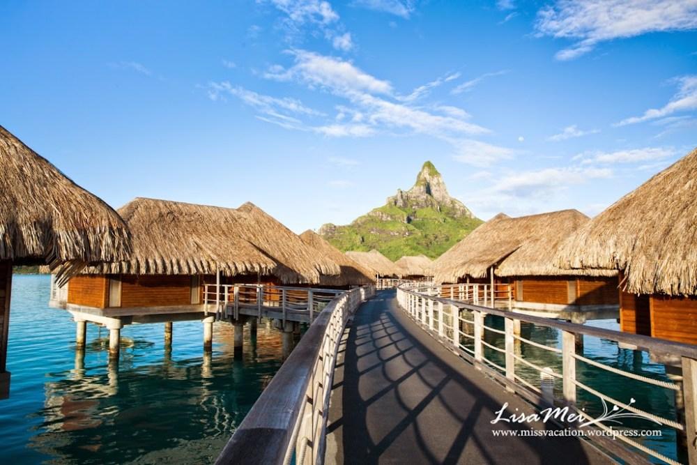 Bora Bora: Paradise Redefined (1/6)