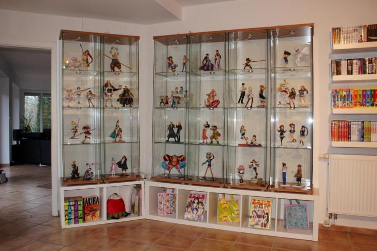 Anime PVC Figuren Sammlung Collection Space