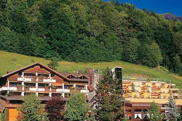 Vue extérieure Alpenrose