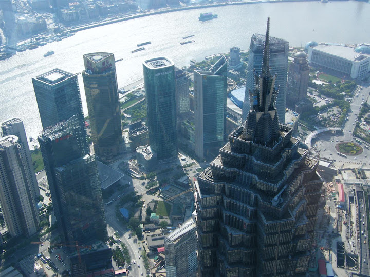 World Financial Center de Shanghái