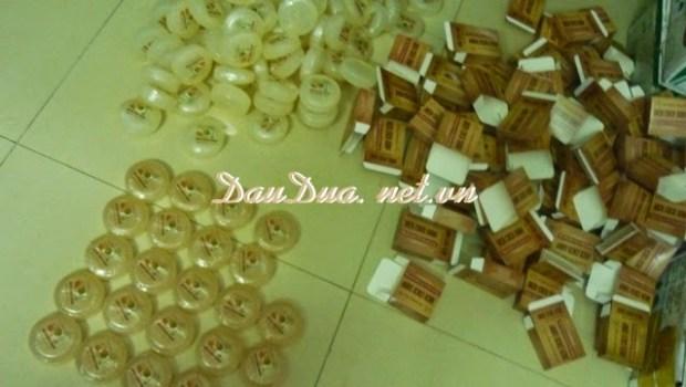 TINH DẦU DỪA NGUYÊN CHẤT BẾN TRE RICH COCO VÀ HOẠT ĐỘNG GIAO HÀNG THÁNG 8 -2014
