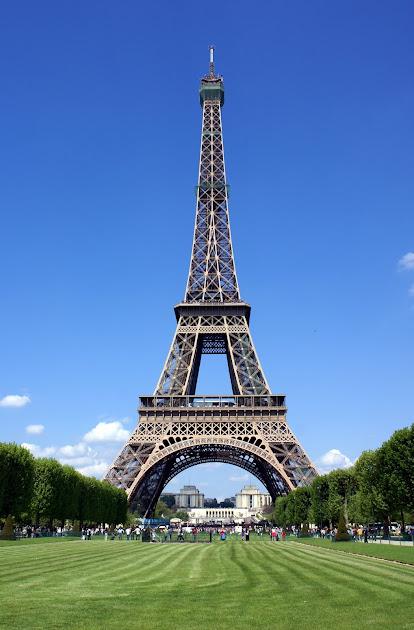 Фотографии Парижа: достопримечательности и виды города ...
