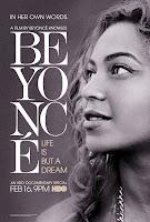 Poster do filme Beyoncé: A Vida Não É Apenas Um Sonho