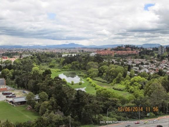 Humedal Córdoba, segundo sector