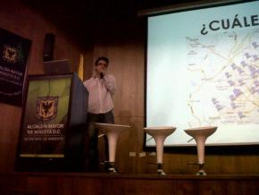Jorge Escobar, Humedales Bogotá