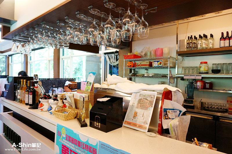 宜蘭頭城農場-無菜單料理餐廳-藏酒酒莊8