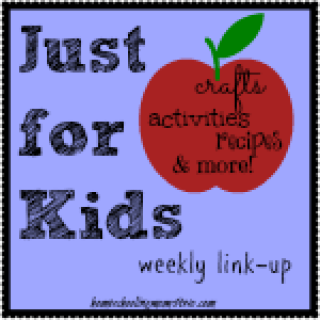 Just for Kids Weekly Link-Up