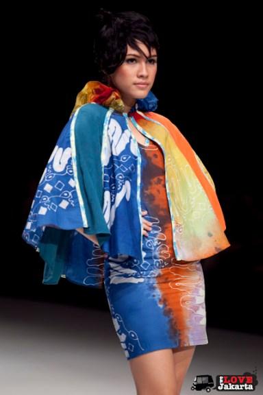 Lia Mustafa _Poutreit Marlioboro_Indonesia Fashion Week 2013_JCC Senayan_Jakarta