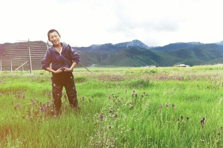 藏族小孩_13