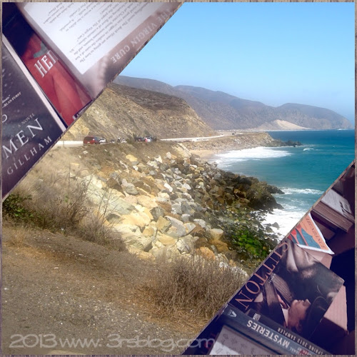 Beach + Reading