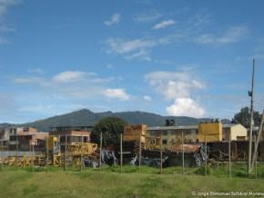 Parte norte del predio, Humedal de Córdoba