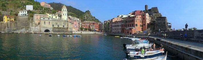 Puerto de Vernazza, Cinque Terre