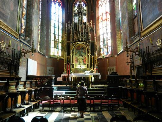 St. Francis' Basilica, Krakow