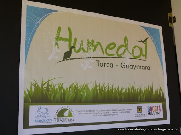 Administración Humedal Torca Guaymaral