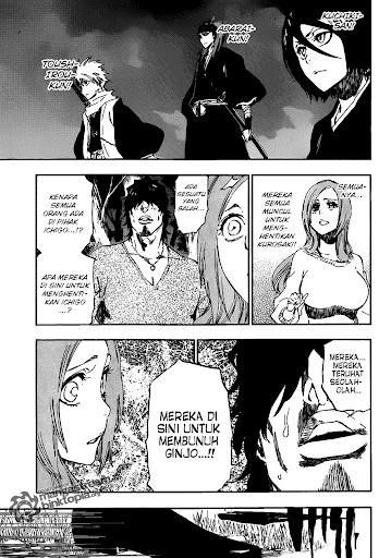 Bleach 462 page 10