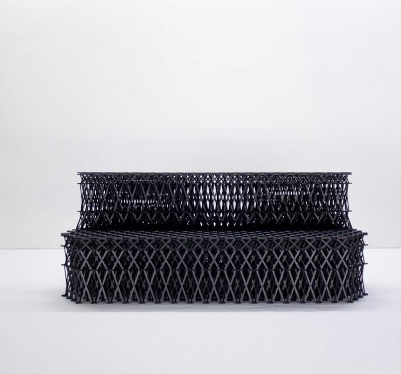 *伸縮自如沙發椅:XXXX_環保回收PET素材! 3