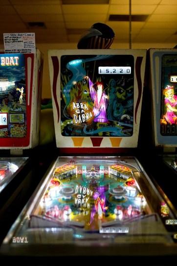 Pinball Museum Vegas.