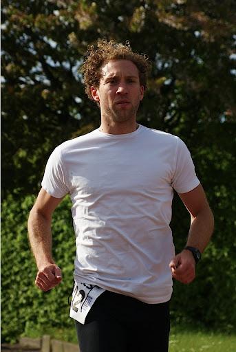 Dieter Vercaigne, 10 km prestatieloop, Krottegemse Corrida 2013, Roeselare Loopt